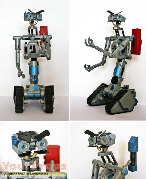 Short Circuit replica movie prop