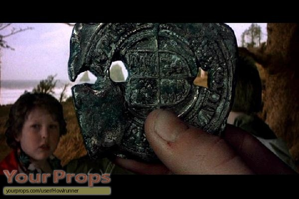 The Goonies replica movie prop