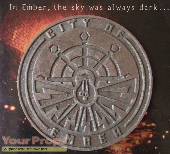 City of Ember replica movie prop