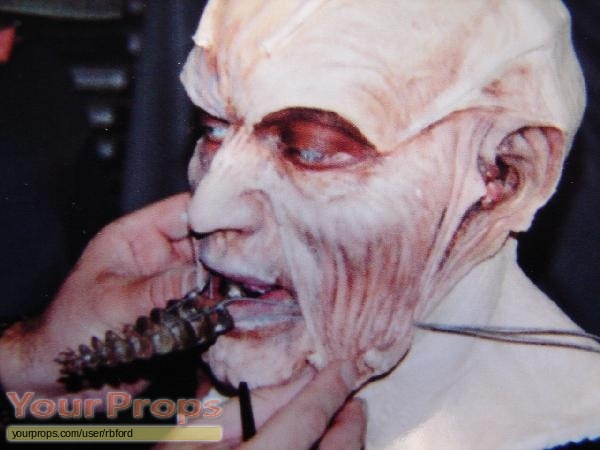 Jeepers Creepers original movie prop