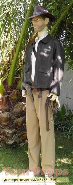 Indiana Jones And The Raiders Of The Lost Ark replica movie costume