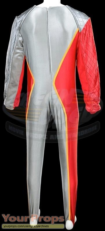 Running Man original movie costume