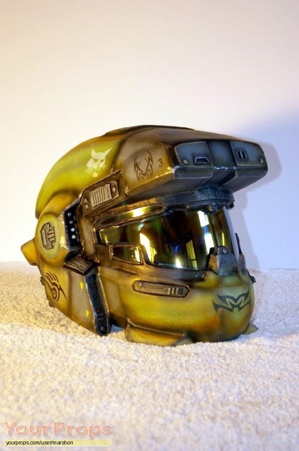 Halo (video game) replica movie costume