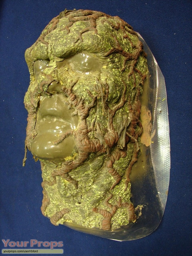 Swamp Thing original movie prop