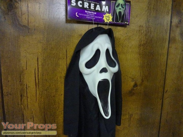 Scream 3 replica movie costume