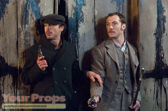 Sherlock Holmes original movie prop weapon
