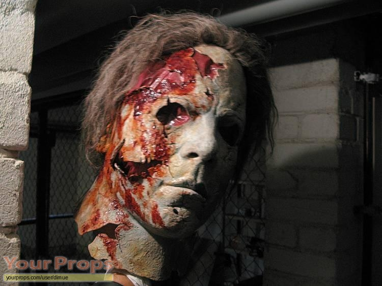 halloween 2 rob zombies replica movie prop - Rob Zombie Halloween Mask For Sale