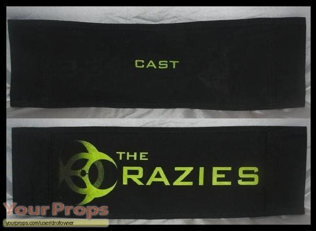 The Crazies original production material