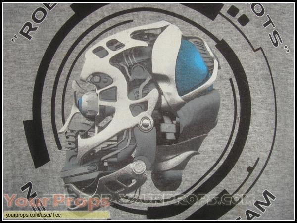 I  Robot original film-crew items