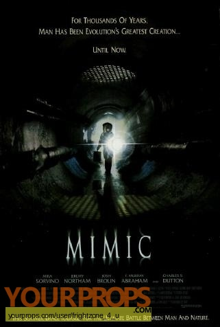 Mimic original movie prop