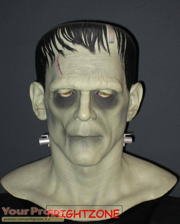 Frankenstein replica movie costume