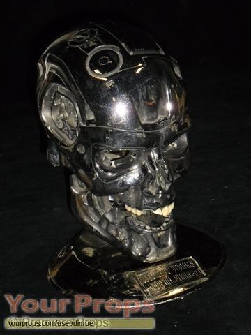 Terminator  The Sarah Connor Chronicles original movie prop