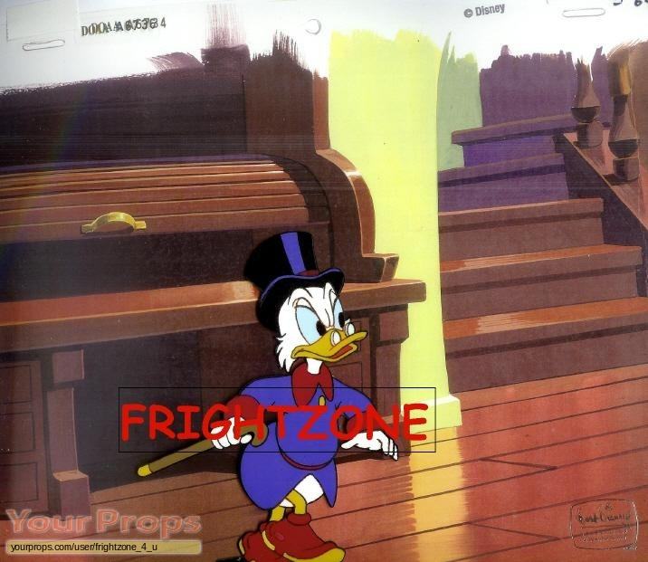 Disneys DuckTales original production material