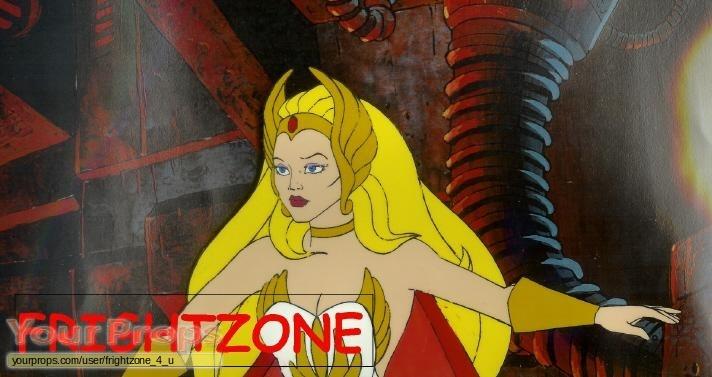 She-Ra  Princess of Power original production material