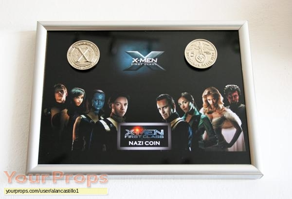 X-Men  First Class replica movie prop