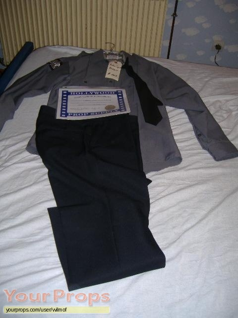 Robocop 3 original movie costume