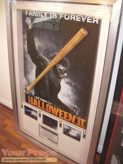 Halloween 2 (Rob Zombies) original movie prop