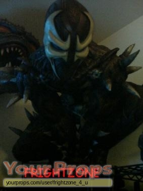 Spawn replica movie costume