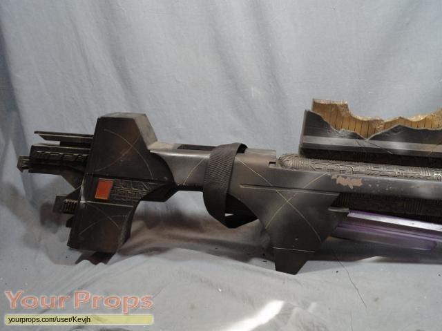 Stargate SG-1 original movie prop weapon