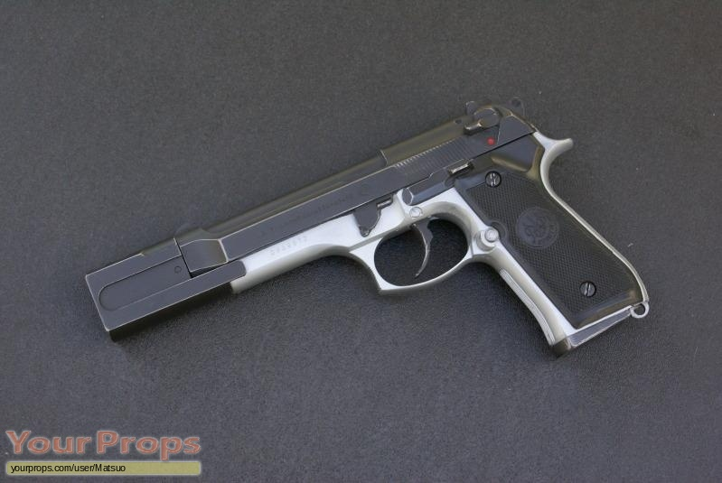 The Professional replica movie prop weapon