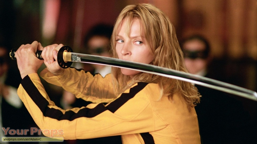Kill Bill  Vol  1 replica movie prop weapon