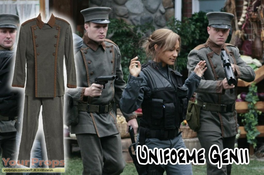 Stargate Atlantis original movie costume