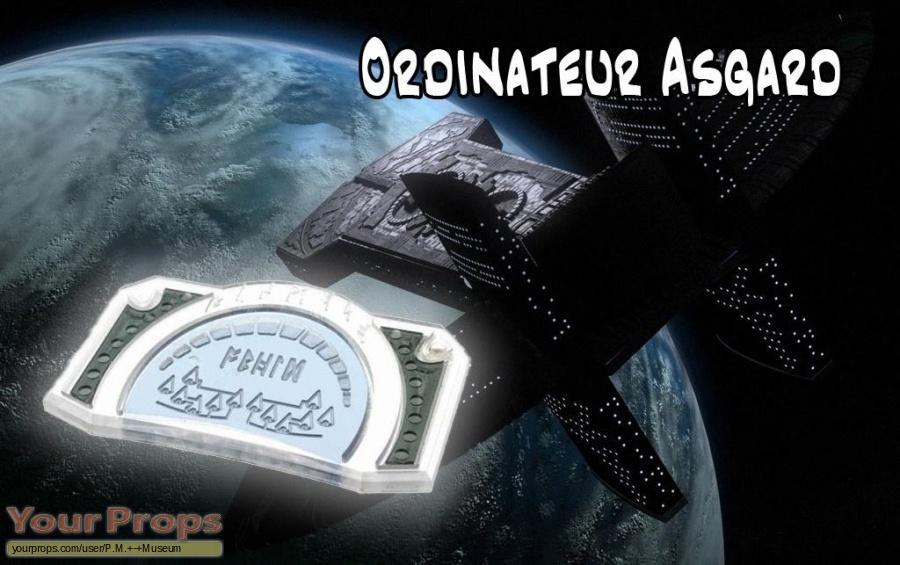 Stargate  The Ark of Truth original movie prop