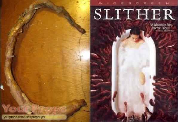 Slither original movie prop