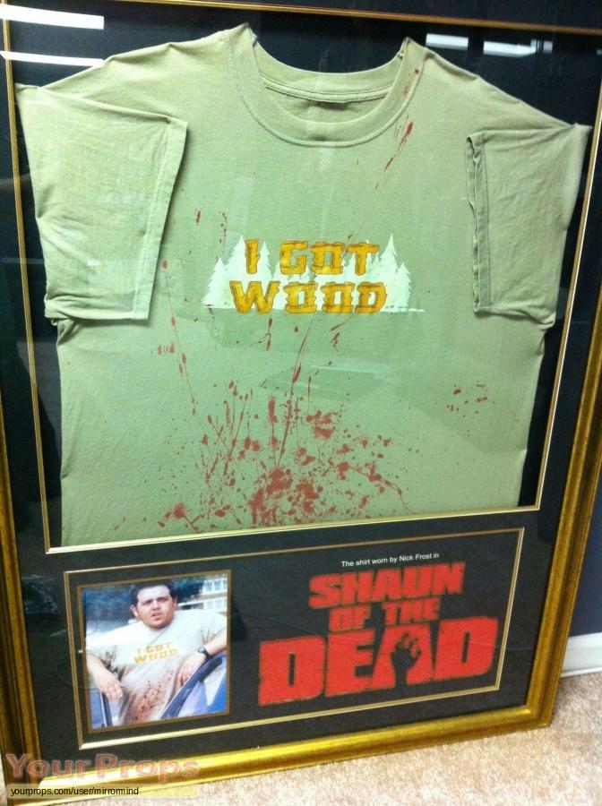 Shaun Of The Dead original movie costume
