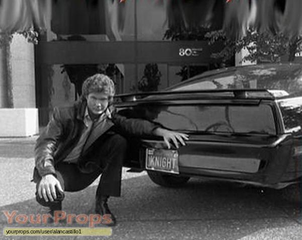 Knight Rider replica movie prop