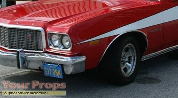Starsky and Hutch replica movie prop