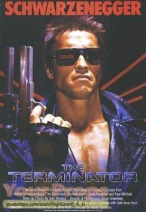 The Terminator replica production material