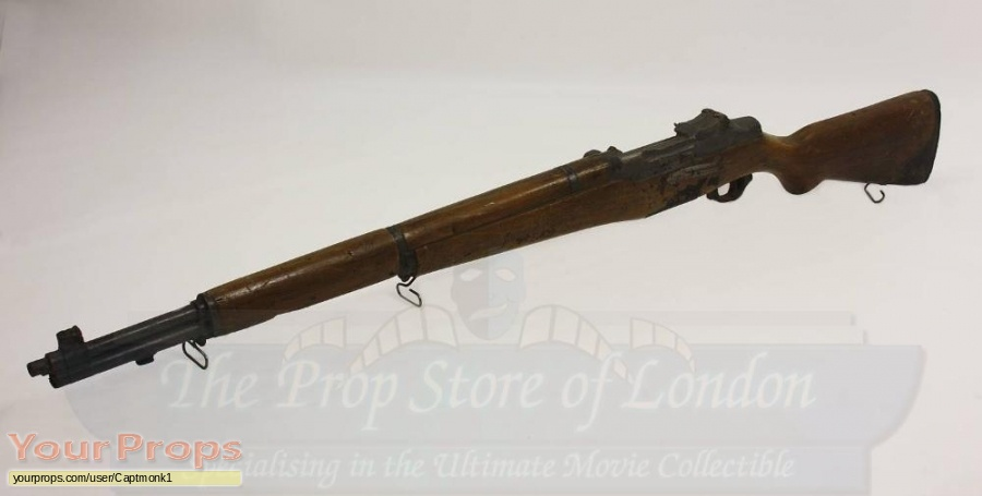 The Pacific original movie prop weapon