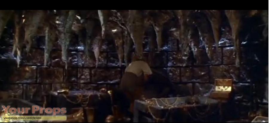 King Solomons Mines original movie prop
