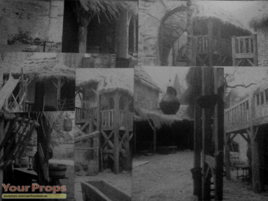 Robin of Sherwood original production material