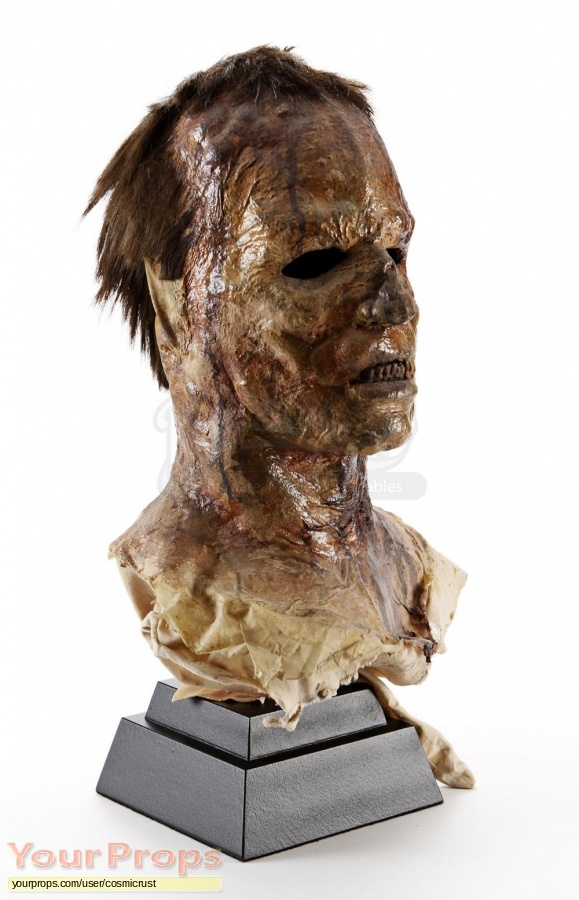 Dawn of the Dead original make-up   prosthetics