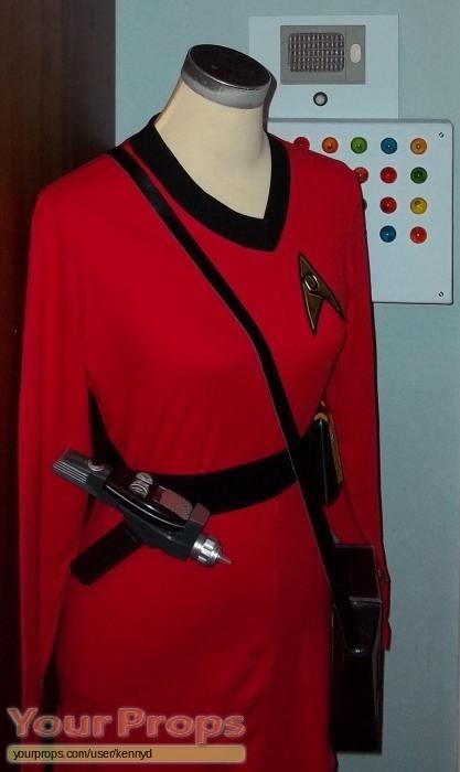 Star Trek  The Original Series replica movie costume