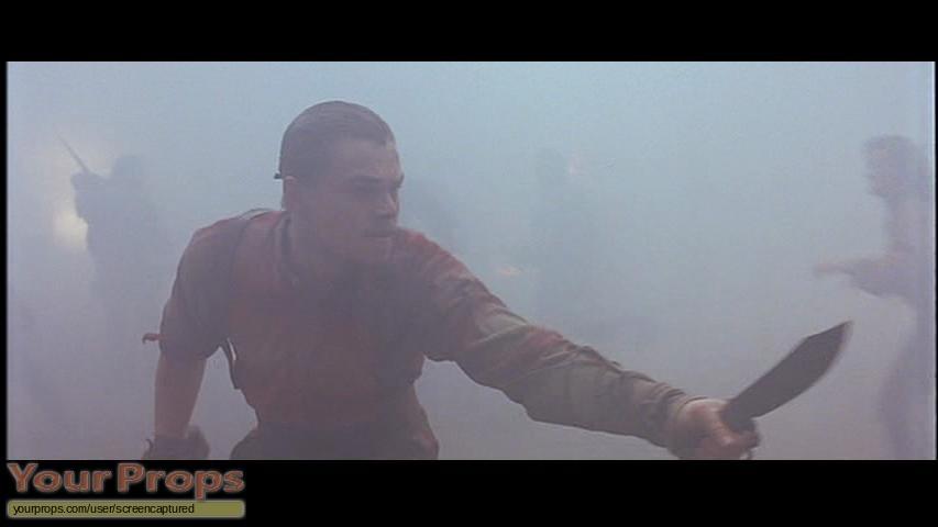 Gangs of New York original movie prop weapon