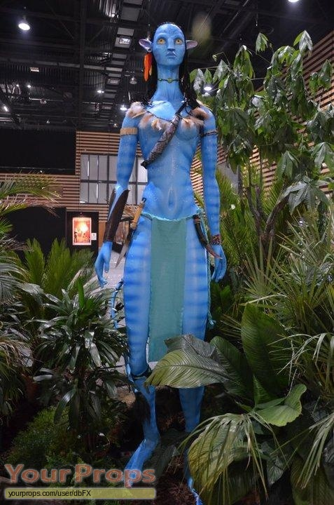 Avatar replica movie prop