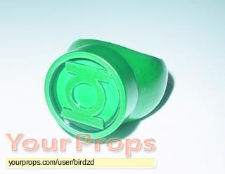 Green Lantern (comic books) replica movie prop