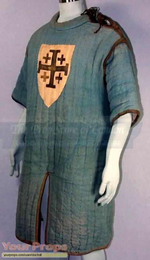 Kingdom of Heaven original movie costume