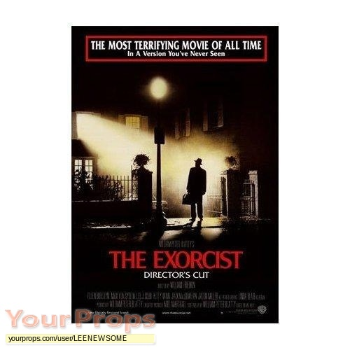 The Exorcist original production material