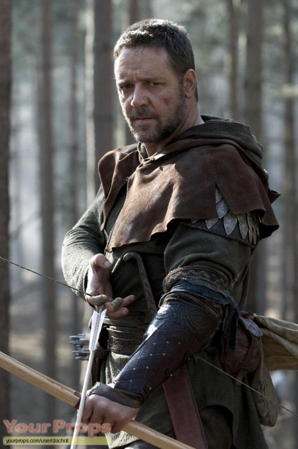 Robin Hood replica movie costume
