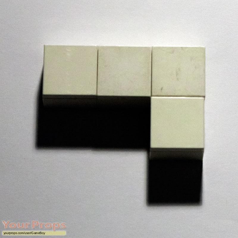 Tetris (video game) replica production material