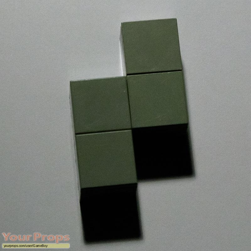 Tetris (video game) replica production material