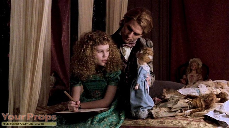 Interview With the Vampire original movie prop