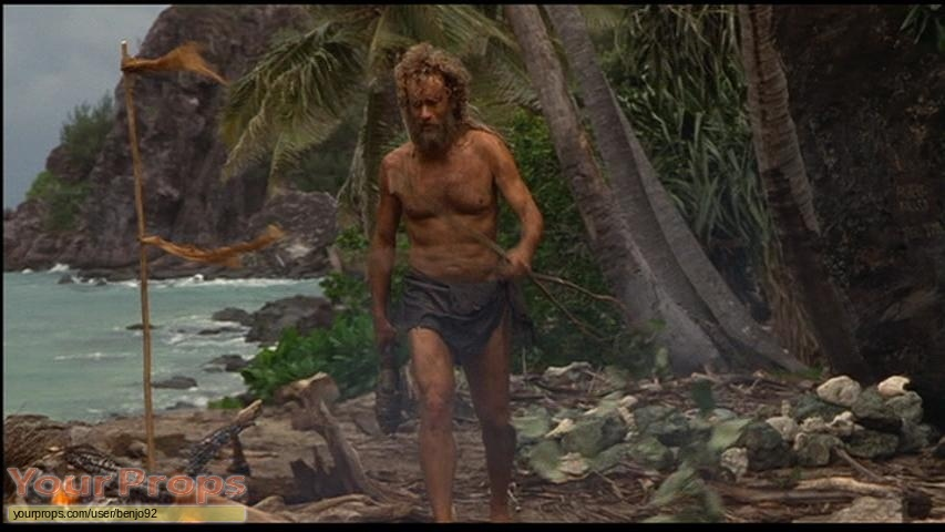 Cast Away original movie costume