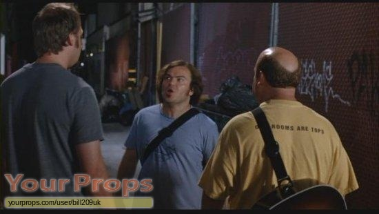 Tenacious D in the Pick of Destiny original movie costume