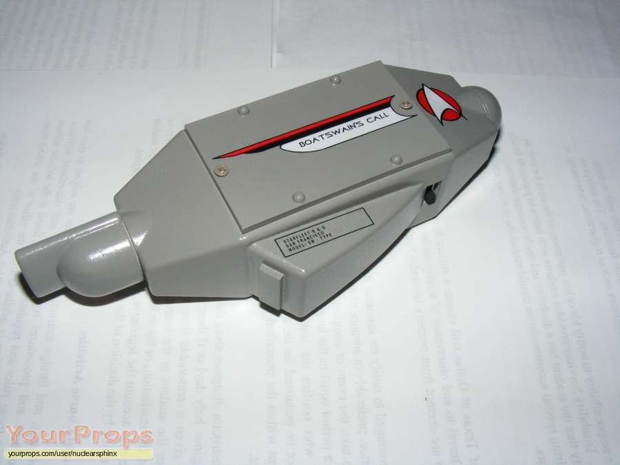 Star Trek VI  The Undiscovered Country replica movie prop