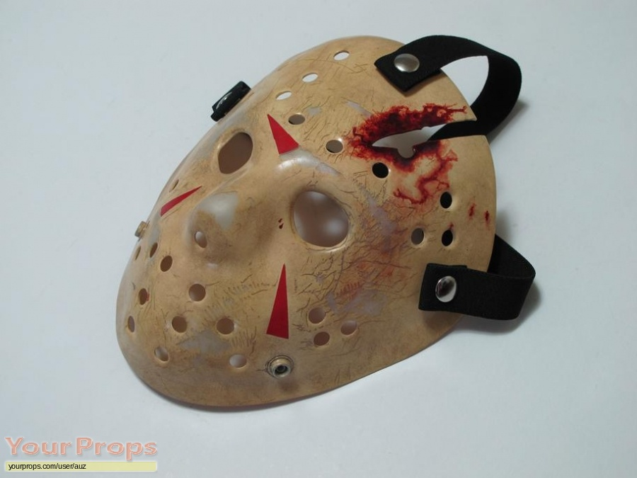 Friday the 13th  Part 4  The Final Chapter replica movie costume